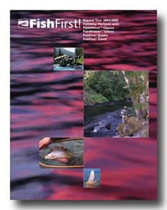 Fish First! Brochure