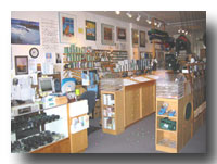 Inside Albany Store